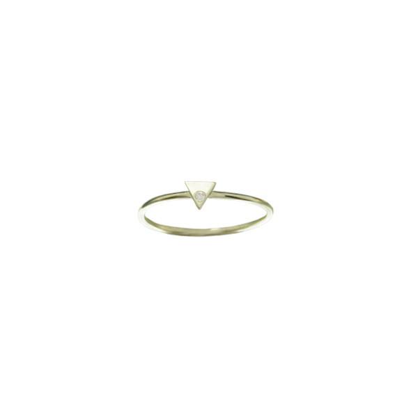 silver-diamond-triangle-ring