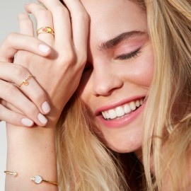 celeste rings worn