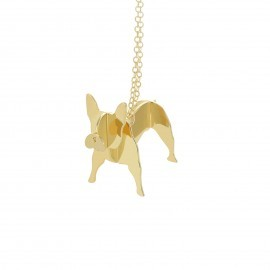 frenchie-necklace-gold