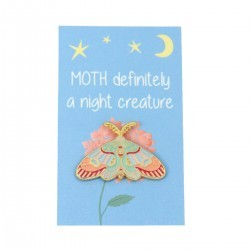 moth pin card