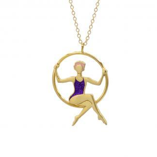 Zendaya necklace as Anne Wheeler in the Greatest Showman
